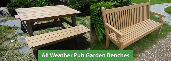 Pub And Beer Garden Furniture