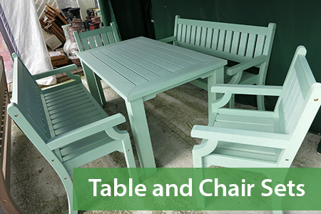 Winawood Table and Chair Sets