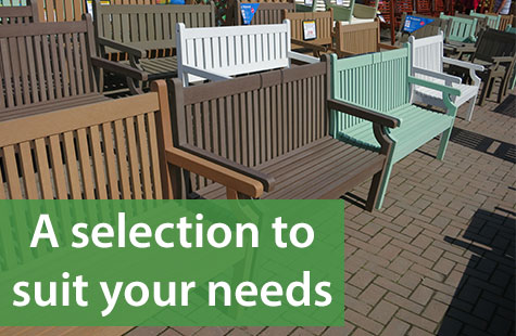 Selection of Garden Furniture