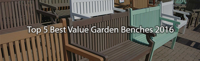 Best Value Garden Benches In 2016