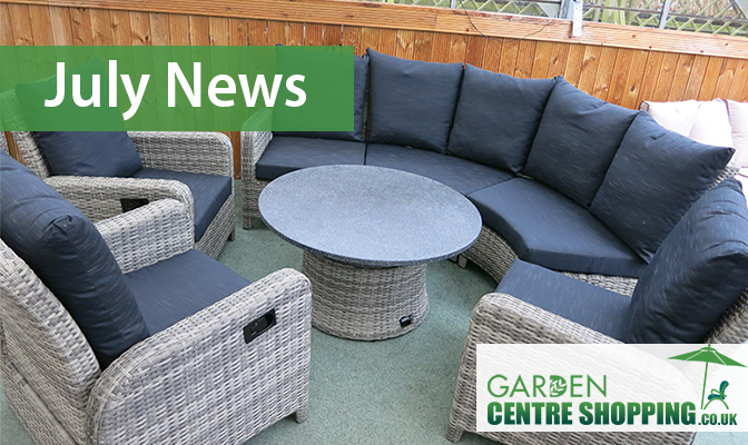 Gardencentreshopping News For July