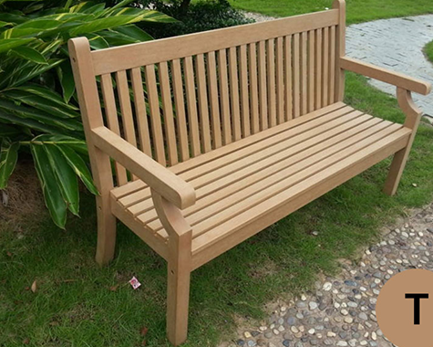 Winawood Three Seater Bench