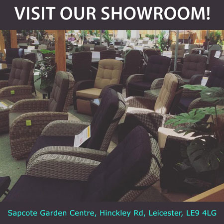 Don't forget to come down and visit our showroom