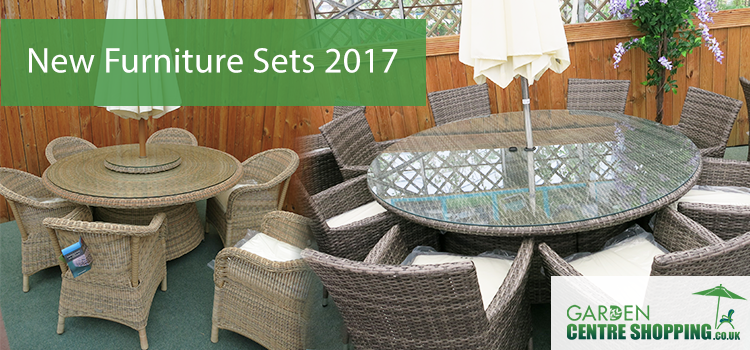 We soon have some new garden furniture sets to purchase online