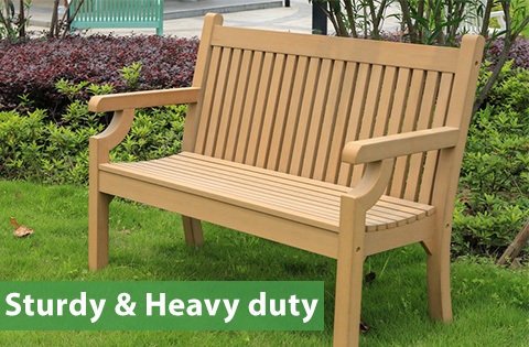 Outdoor furniture for Care Homes