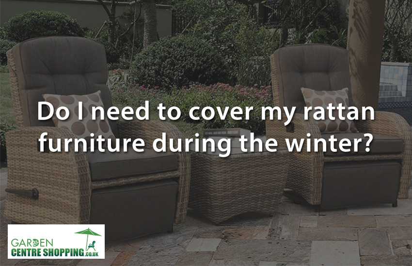 cover my furniture. Do I Need To Cover My Rattan Furniture During The Winter? F