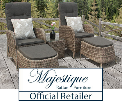 Quality rattan garden furniture