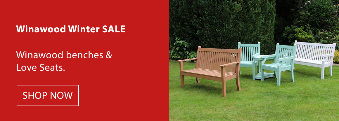 Winawood Furniture Sale. Garden Centre Shopping UK   Outdoor Furniture  Benches   Sets Online