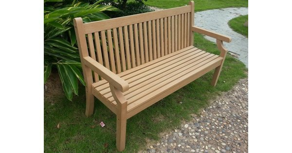 Sandwick 3 Seater Winawood Bench Free Uk Delivery