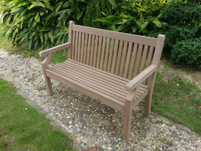 Winawood 2 Seater Garden Bench - Brown