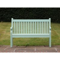 Winawood 2 Seater Sandwick Bench - Duck Egg Finish (PRE-ORDER)