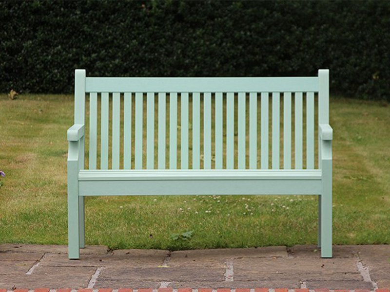 Winawood 2 Seater Sandwick Bench - Duck Egg Finish