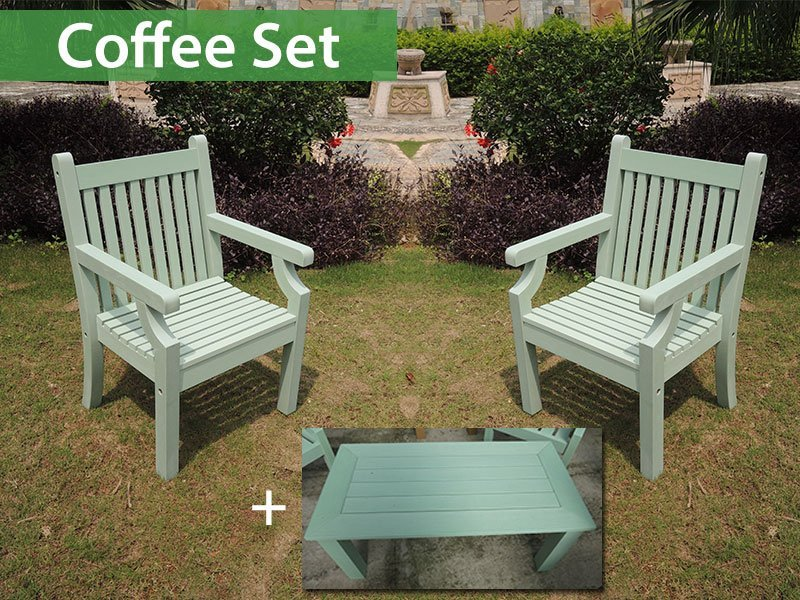 Winawood™ 2 Seater Sandwick Coffee Set