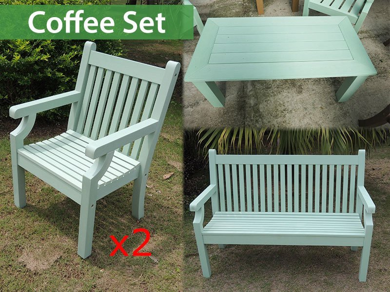 Winawood™ 4 Seater Sandwick Coffee Set