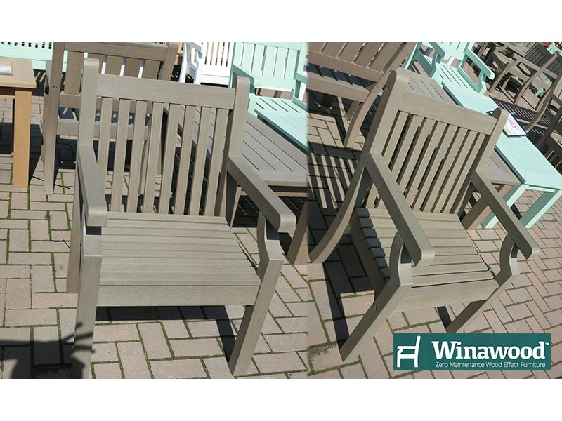 Winawood Dining Set Composite Table Amp Chair Set