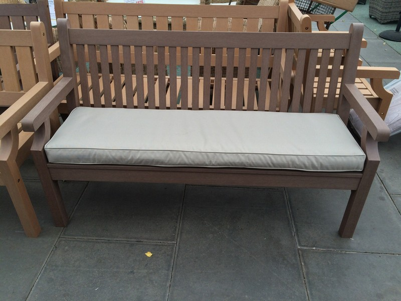 Winawood 3 Seater Bench Cushion Gardencentreshopping