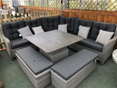 Rattan Sofa Sets Corner And Normal All Weather Rattan Buy Online