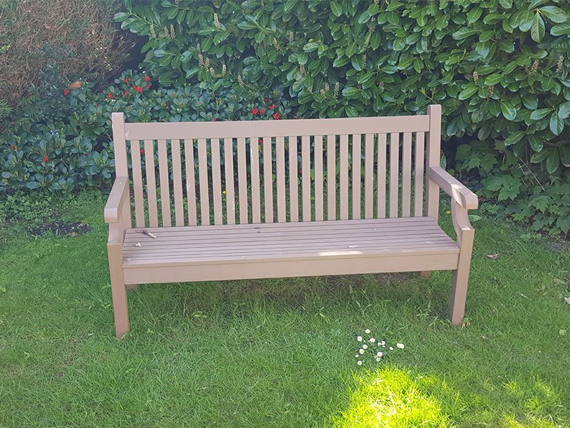 Sandwick Winawood 3 Seater Bench In Teak Free Uk Delivery