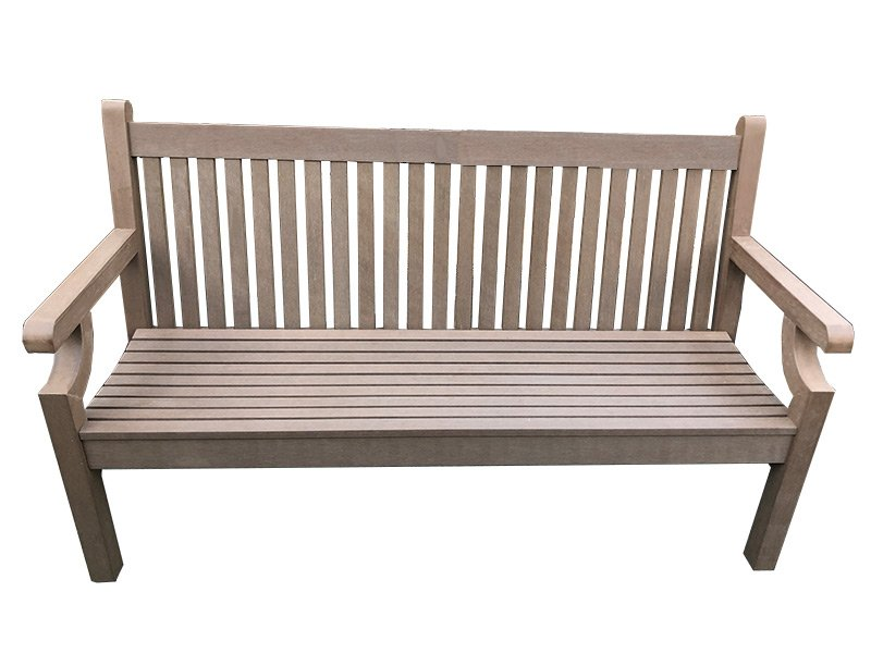 Winawood 3 Seater Sandwick Bench - Brown Finish (PRE-ORDER)