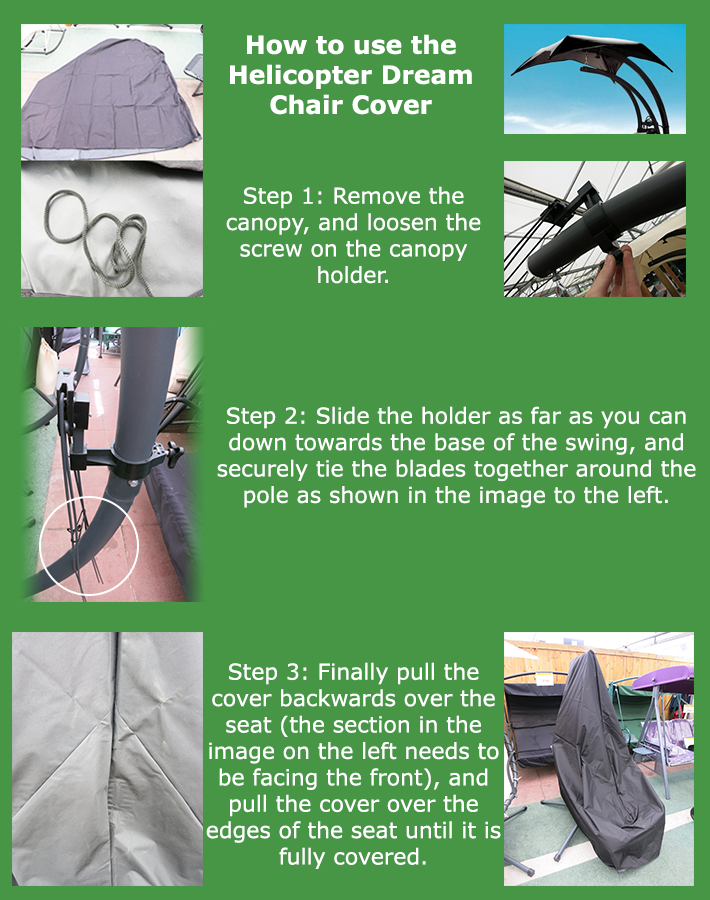 How to cover your dream chair