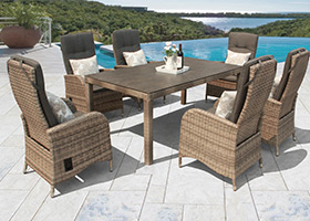 Shop rattan dining sets