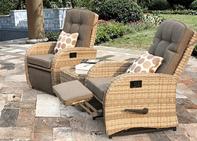Relax with a sofa set