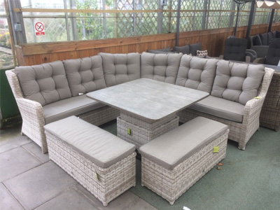 Larne corner sofa set