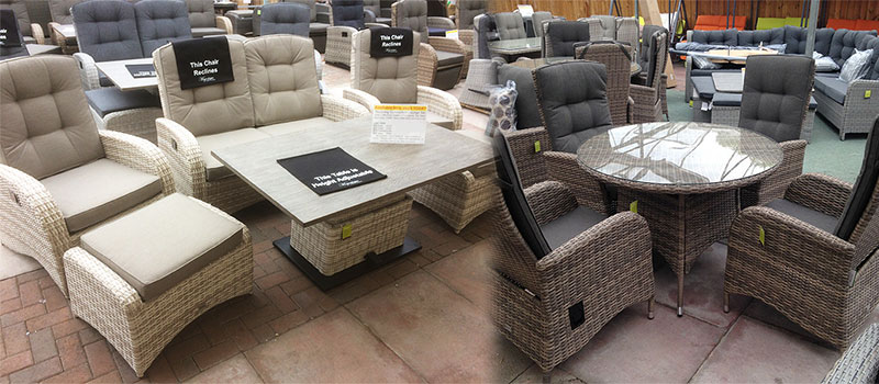 Rattan furniture is perfect for you