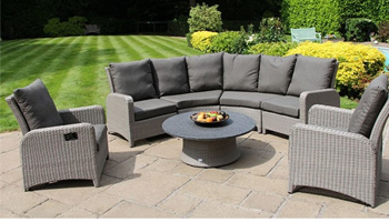 Large Sofa Lounge sets for the garden