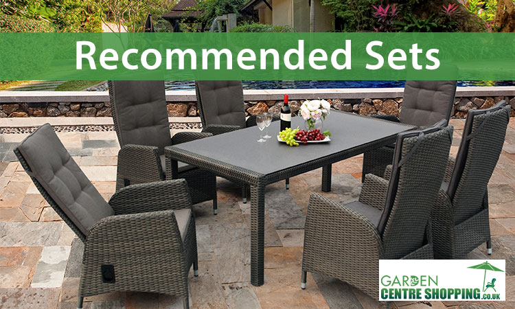 Our recommended outdoor sets for 2017