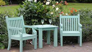 Small Bistro sets for two people