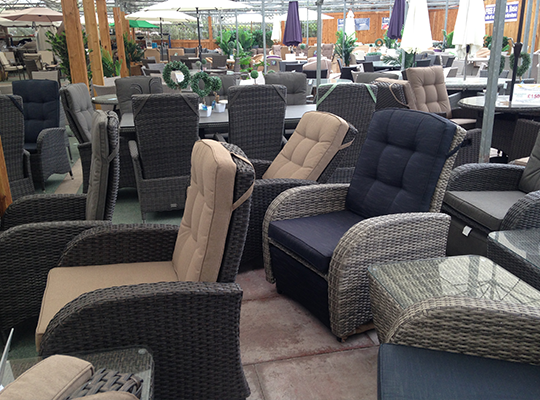 Rattan Relaxing Lounge Sets