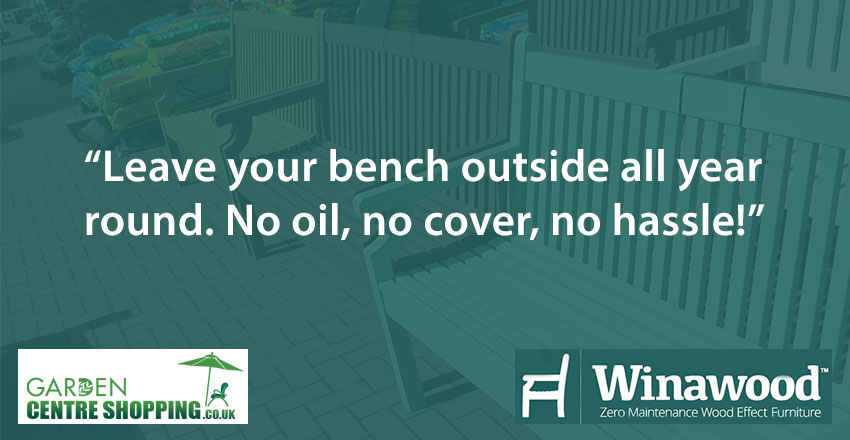 Leave your bench outside all year